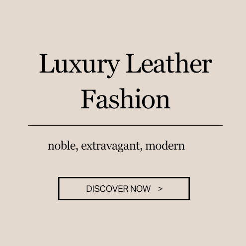 Luxury Leather Fashion